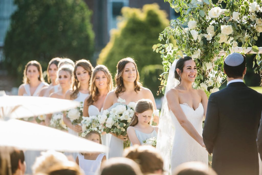 Lindsay Arnold Wedding.The Gardens At Elm Bank Wedding Lindsey Gabe S Elegant Modern